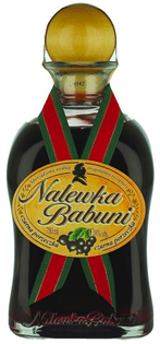 Nalewka Babuni Black Currant 750ml